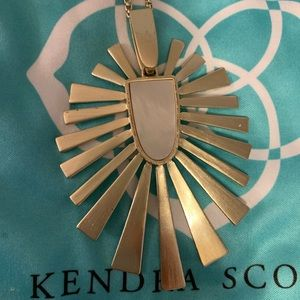 Kendra Scott Paula Long Pendant Necklace